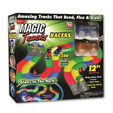 as seen on tv light up track magic tracks racers olympia sports light up race track as seen