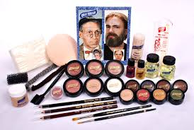 professional stage makeup graftobian deluxe theatrical makeup kit for students costumes