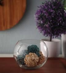 Caterpillar Vase Flower Vases Buy Wooden U0026 Metal Flower Glass Vase Online In