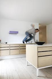Danish Design Kitchen 96 Best Wood Kitchen Cabinets Images On Pinterest Kitchen