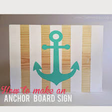Chalkboard Love And Hope Anchors - chalkboard blue july 2014