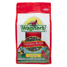 wagner u0027s 6 lb cardinal blend wild bird food 62032 the home depot