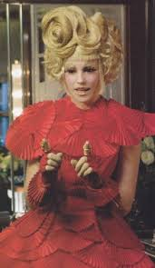 Effie Halloween Costume Effie Trinket Photograph Magazine Pics Effie