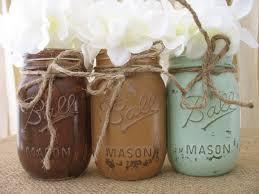 ball mason sale set of 3 pint mason jars ball jars painted mason