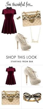 what to wear thanksgiving dinner by miaray liked on polyvore