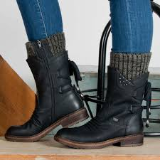 rieker wuerselen winter boot kunitz shoes