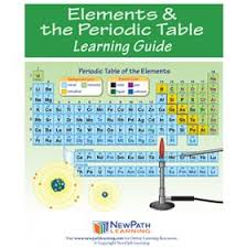 Learning The Periodic Table Elements U0026 The Periodic Table Student Learning Guide Grades 6