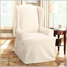 chair slipcovers canada wingback chair slipcover box cushion slipcovers canada target
