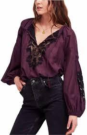 purple silk blouse s purple blouses tops tees nordstrom