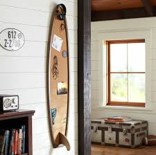 d馗oration surf chambre decoration chambre garcon planche surf ideeco