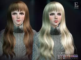 hairshow guide for hair styles sims 3 hairstyles