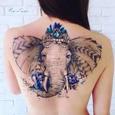 the 25 best elephant tattoos ideas on pinterest watercolour
