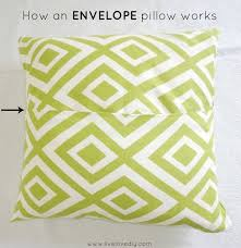 How Do I Make Cushion Covers Best 10 Make Pillows Ideas On Pinterest Sewing Pillow Patterns