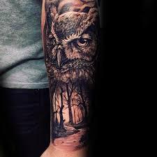 owl and tree elaxsir