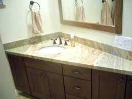 Bathroom Vanities Granite Top Granite Bathroom Vanity Tops Timetotime Me
