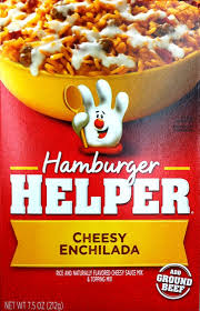 amazon com betty crocker crunchy taco hamburger helper 7 5oz 2