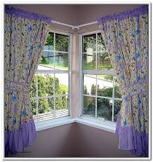 Curtain Decorating Ideas Inspiration Decorating Windows Without Curtains Inspirational Corner Window