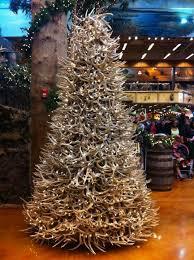 best 25 antler christmas tree ideas on pinterest