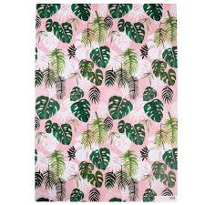tropical wrapping paper tropical palm wrapping paper wholesale trade rex london