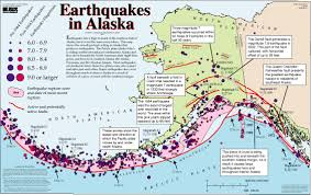 Alaska Time Zone Map by Usgs Alaska Seismic Studies