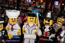 Lego Ninjago Costumes Halloween Homemade Lego Costumes