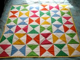 rae pretends she can quilt and shares a quick quilting tutorial