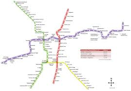 Metro Station Map by File Namma Metro Phase 2 Line Map Png Wikimedia Commons