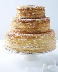 wedding cake tied bow inspiration