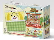 Home Desinger Nintendo New 3ds Animal Crossing Happy Home Designer Bundle For