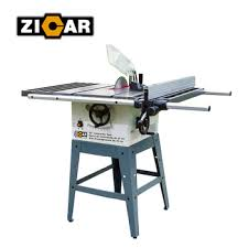 Table Saw Motor Zicar Ts12 Table Saw With 3hp Motor Wood Cutting Machine For Sale