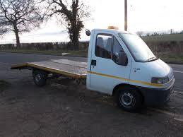 2000 fiat ducato 2 8 jtd lwb recovery truck car transporter