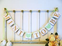 mint to be bridal shower best 25 mint to be ideas on country bridal shower