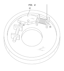 patent us6234061 precision sensor for a hydraulic cylinder