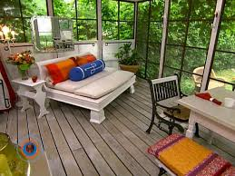 screened porch makeover triyae com u003d backyard room designs various design inspiration