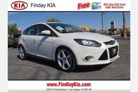 used ford focus 2012 used ford focus for sale in las vegas nv edmunds