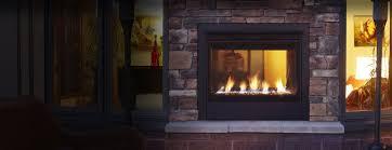 twilight modern indoor outdoor gas fireplaces heatilator
