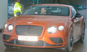 bentley mumbai arrive in style have a look at wayne rooney u0027s luxury car collection