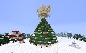 minecraft christmas time to deck the halls it would seem