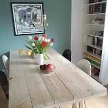 Wohnzimmertisch Obstkiste Diy Projekt Ein Tisch Aus Baudielen Diy Projekte Tisch Und Möbel