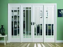 French Doors With Opening Sidelights by Beautiful Design Of Bifold French Doors Interior U2014 Prefab Homes