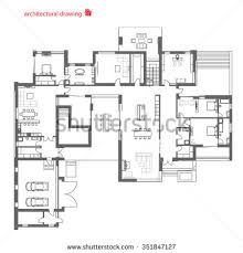 plan architecture architectural background part architectural project architectural
