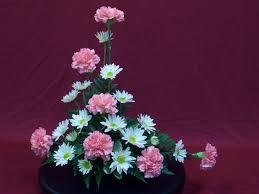 Flower Arrangement Techniques by Basic Design Class Benz Of Floral Design