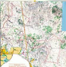 French Creek State Park Map by Orienteering