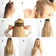 How To Use Remy Clip In Hair Extensions by Clip In Human Hair Extensions Free Shipping Anywhere Anchanté Hair