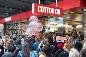 Cotton On cotton on opens in bourke melbourne