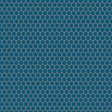 blue honeycomb pattern wallpaper wallpaper wide hd