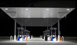led gas station canopy lights manufacturers led gas station canopy lights gas station led lighting