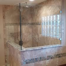 creative luxury showers custom frameless showers