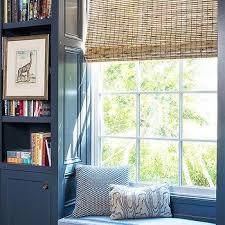 Built In Office Ideas Built In Office Window Seat Design Ideas