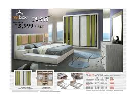 MIXBOX Furniture Mi Ft X Ft End   PM - King size bedroom set malaysia